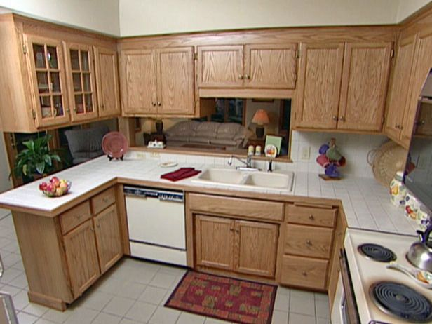 How To Reface And Refinish Kitchen Cabinets  Kitchens Refinished Fascinating Kitchen Cabinet Refinishing Design Inspiration