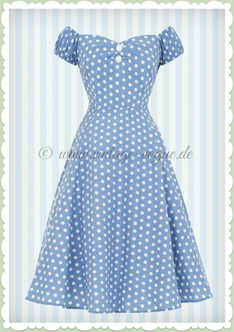 Kleider 50er stil