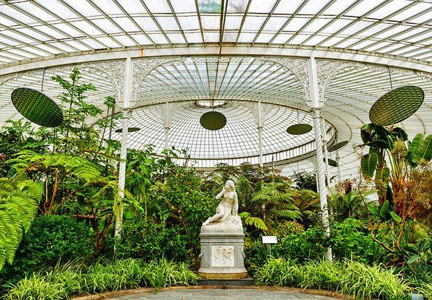 Ordinaire Kibble Palace And Glasgow Botanic Gardens