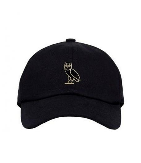 f4232461904 OVO Owl Dad Cap Strapback Hat (Black)http   hatstash.com