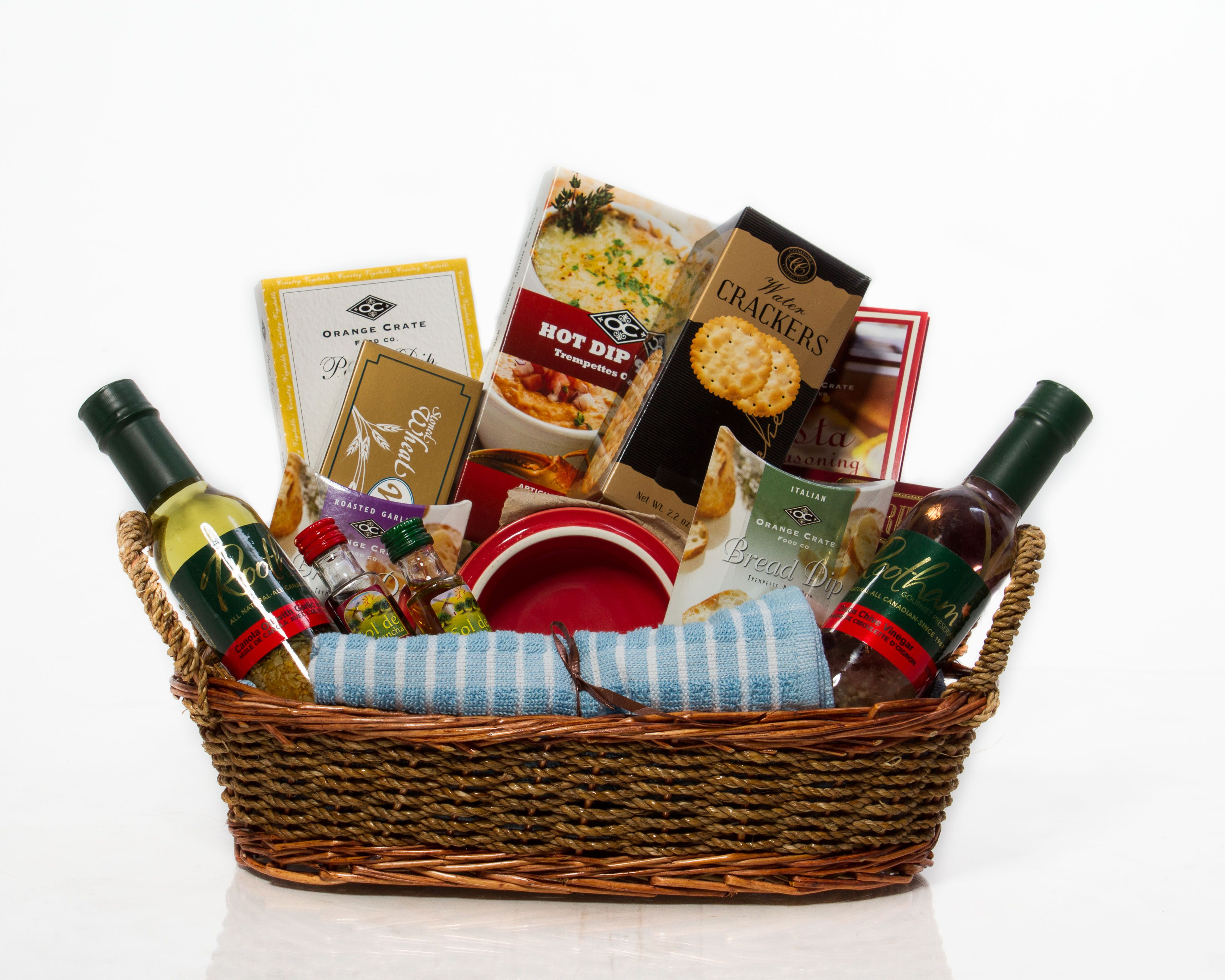 Pantry Stock Gift Basket Local Ottawa Canada