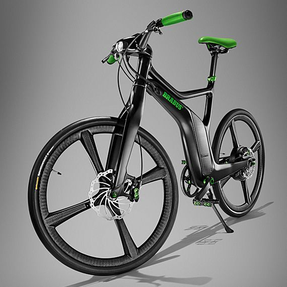 Brabus Smart Fortwo Electric Drive Smart Ebike Ebike Smart Brabus Bicycle Bike