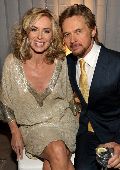 Eileen Davidson Stephen Nichols Eileen Davidson Young And The Restless Actresses