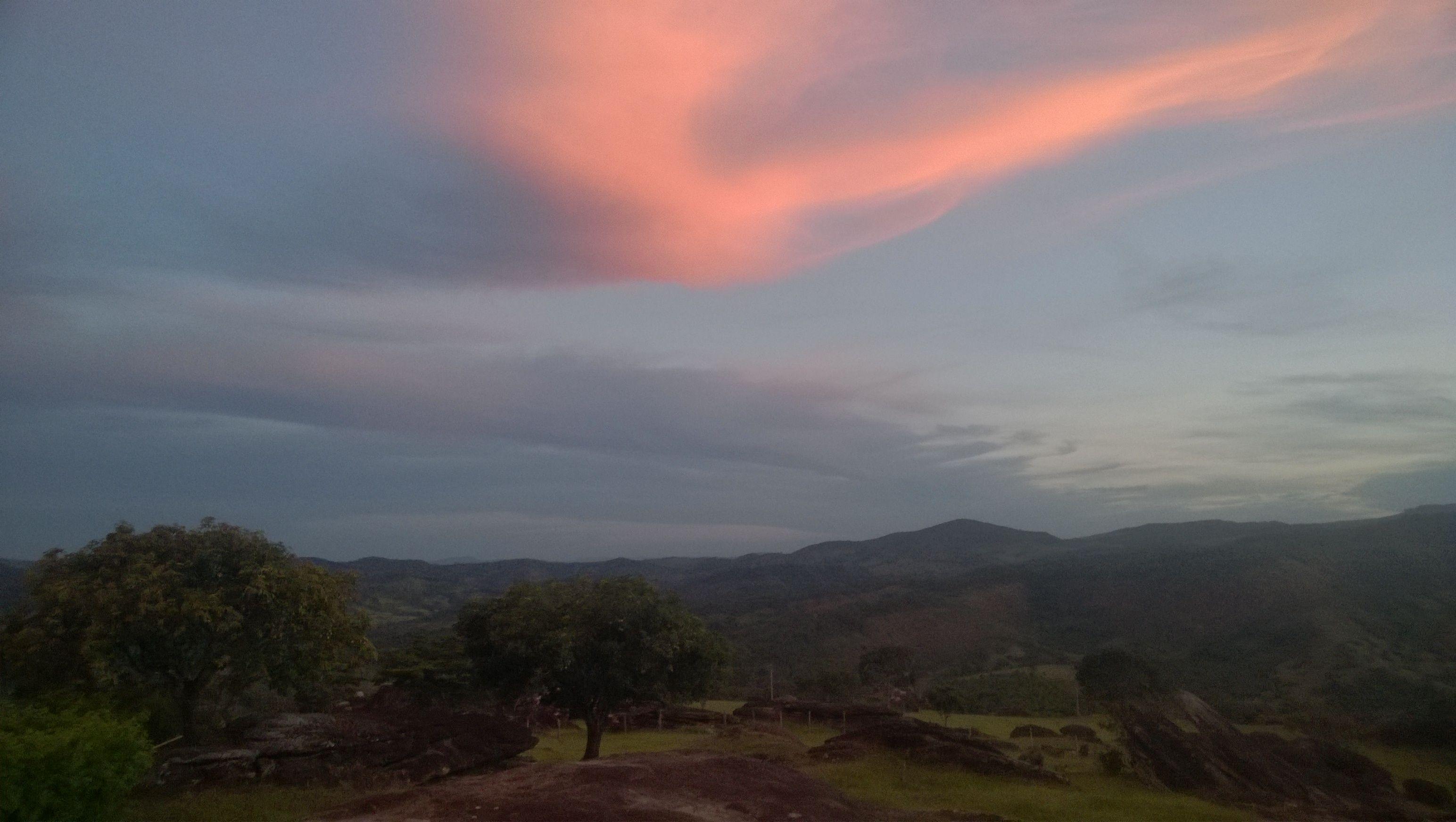 Conceição do Mato Dentro, Minas Gerais - Brasil. Janeiro de 2015 (Pousada Vale das Pedras)