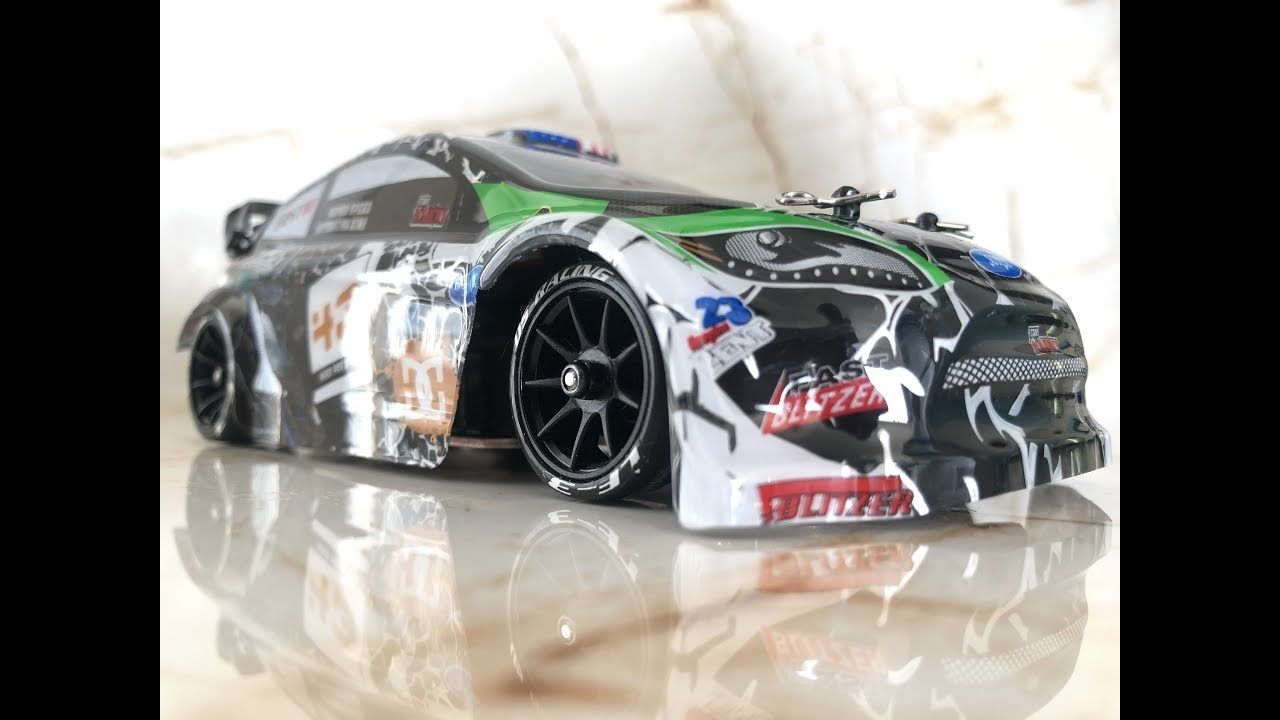 Rc Mini Drift Wltoys K989 Rally To Drifting Upgrade Rims And Drift Tyr