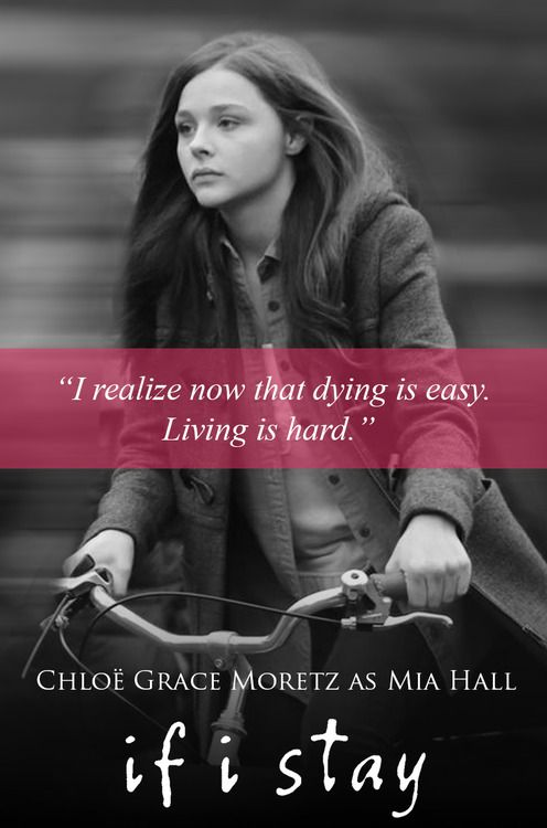 Denisewy Chloe Grace Moretz As Mia Hall For If I Stay Movie Fan