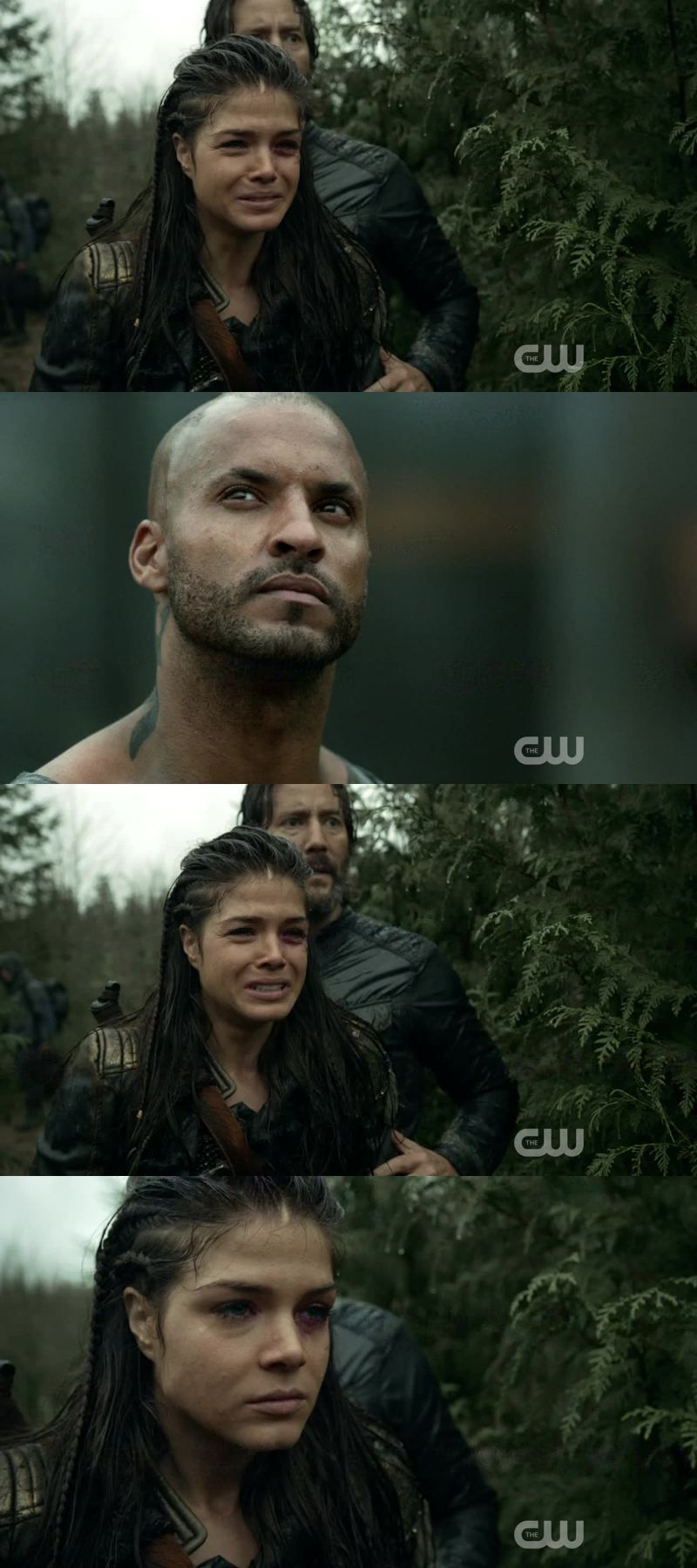 This Scene Broke Me Look How Octavia Shut Her Emotions Away I