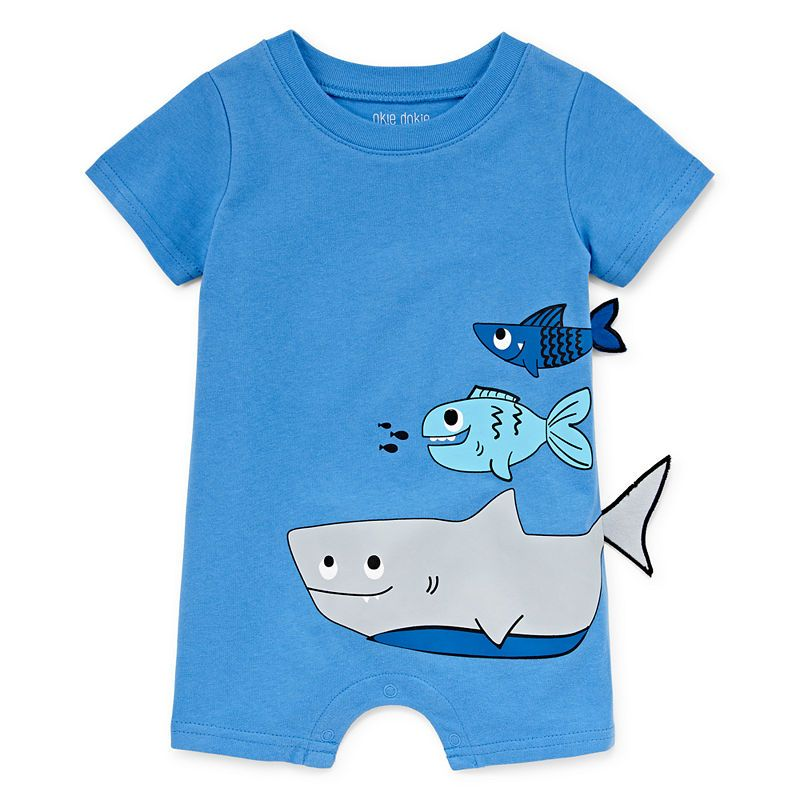 ebe75142 First Impressions Baby Boys Hippo Graphic T-Shirt, Created for Macy's &  Reviews - Shirts & Tees - Kids - Macy's