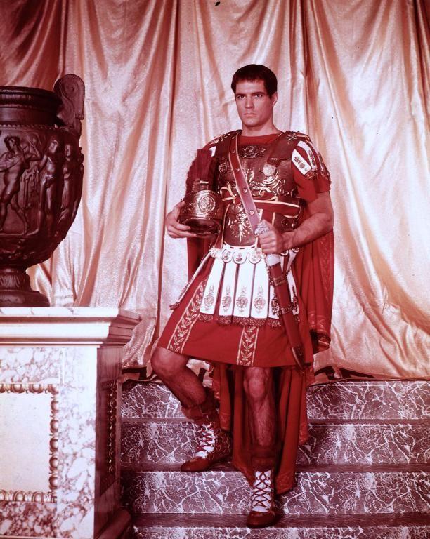 John Gavin - Spartacus | ACTORS OF YORE | Pinterest