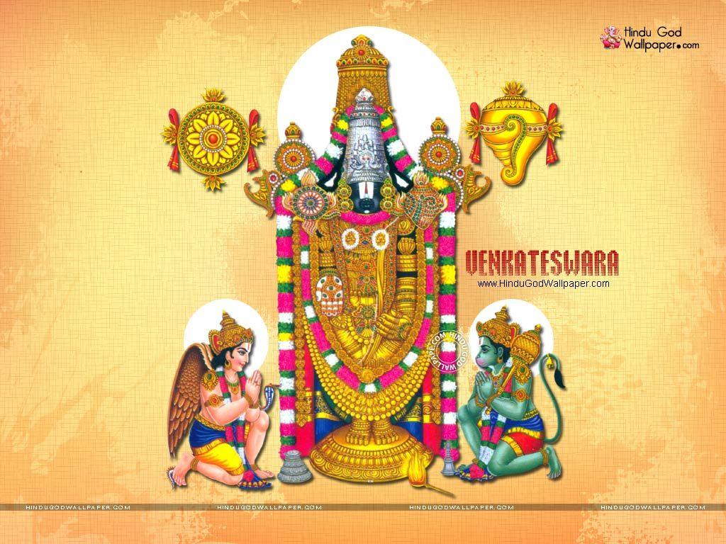 Lord Venkateswara Hd Wallpapers For Desktop Download Wallpaper Free Download Desktop Wallpaper Wallpaper