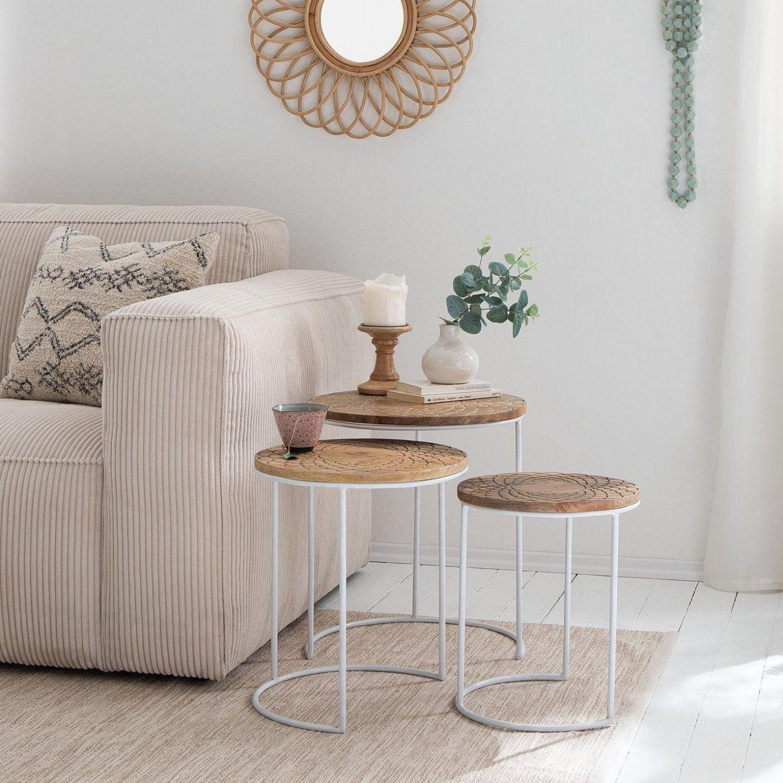 Beistelltisch Tving 3 Teilig Terrassenideen Gestaltung Gartenideen Gartendesign In 2020 Coffee Table Home Decor Table