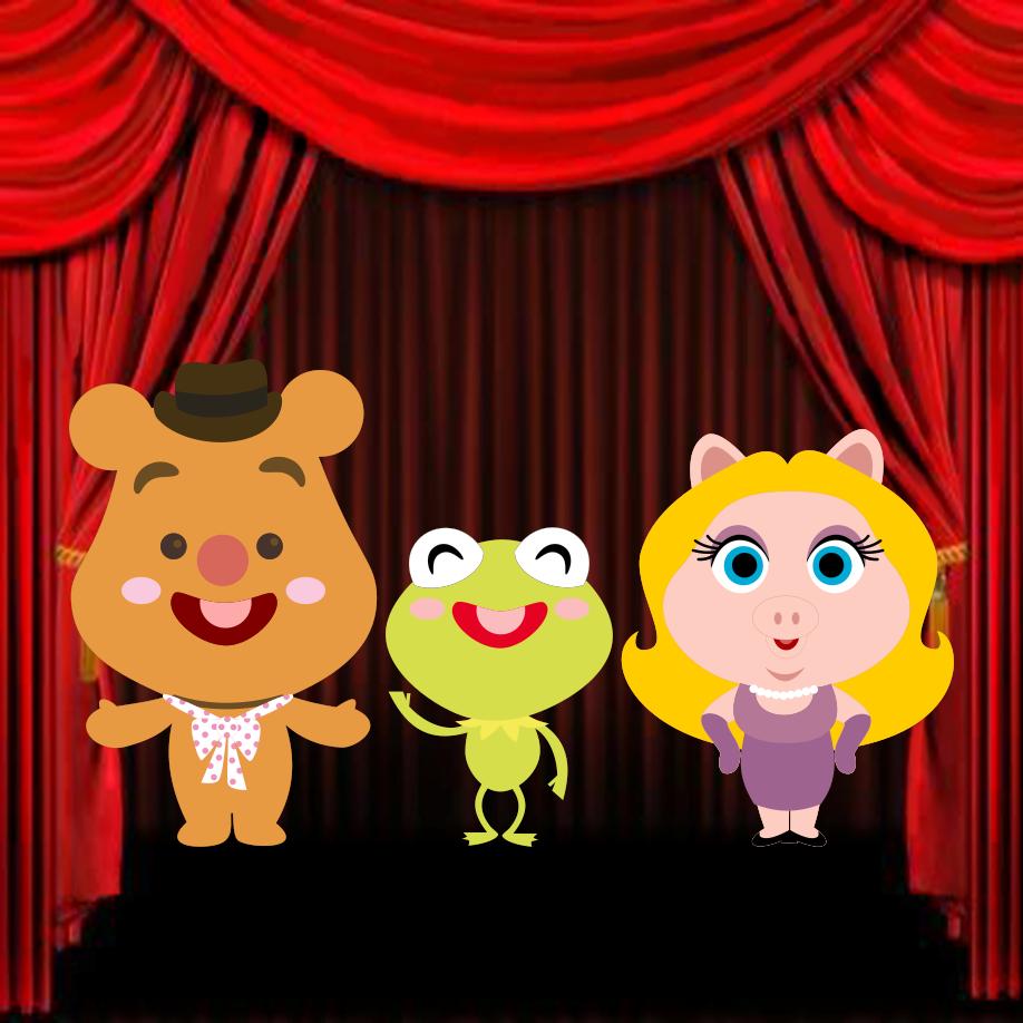 60 Best Muppet Fan Images On Pinterest: Krafty Nook: Muppets Fan Art SVG