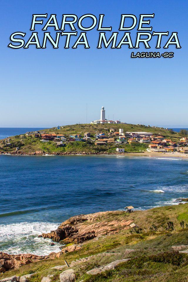 Farol De Santa Marta Um Paraiso No Litoral Sul De Santa Catarina