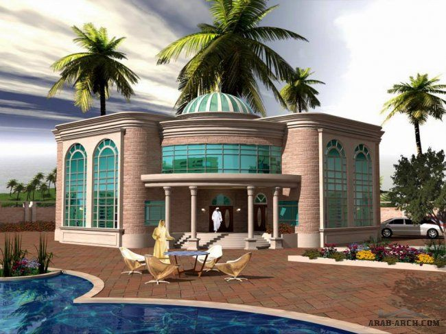 الواجهات صفحة 46 House Design Pictures Beautiful House Plans Classic House Design