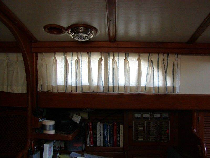 Rv Curtain Window Treatment Window Coverings For Boat