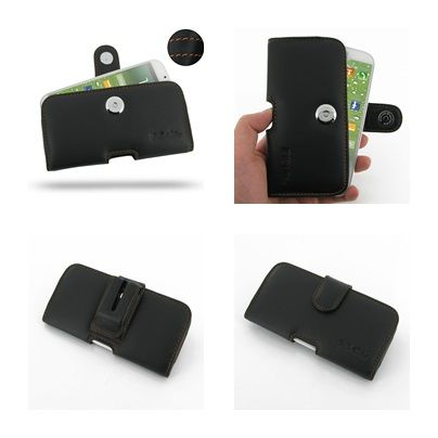 PDair Leather Case for Samsung Galaxy S4 SIV LTE GTi9500