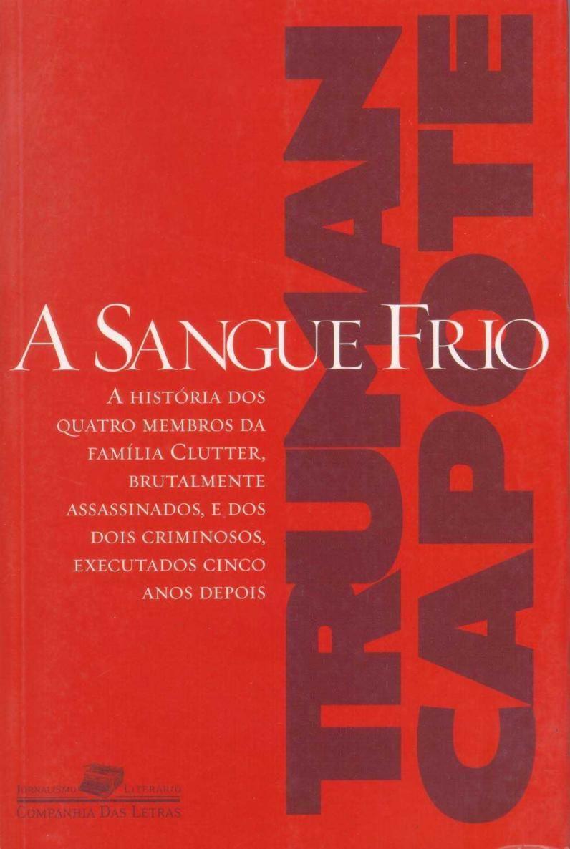 Download Livro A Sangue Frio Truman Capote Em Epub Mobi E Pdf