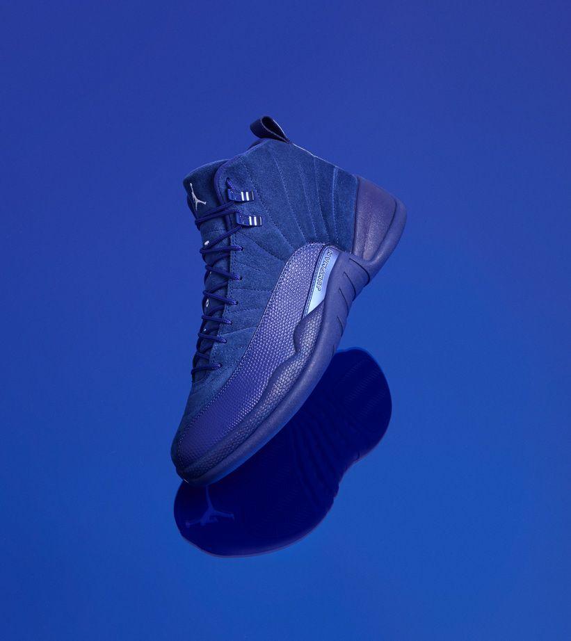 Air Jordan XII (12) Retro 'Deep Royal Blue' Release Date