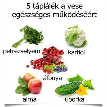 egészséges étrendek