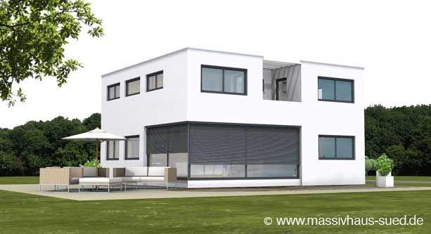 modern typ kubus171 home pinterest haus einfamilienhaus und haus bauen. Black Bedroom Furniture Sets. Home Design Ideas