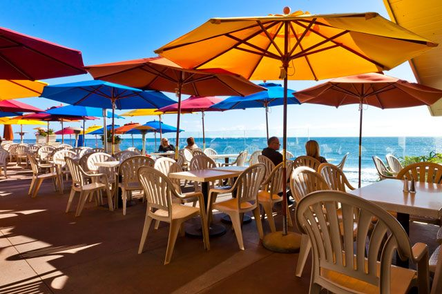Beautiful Most Scenic...beach Dining At Hotel Laguna