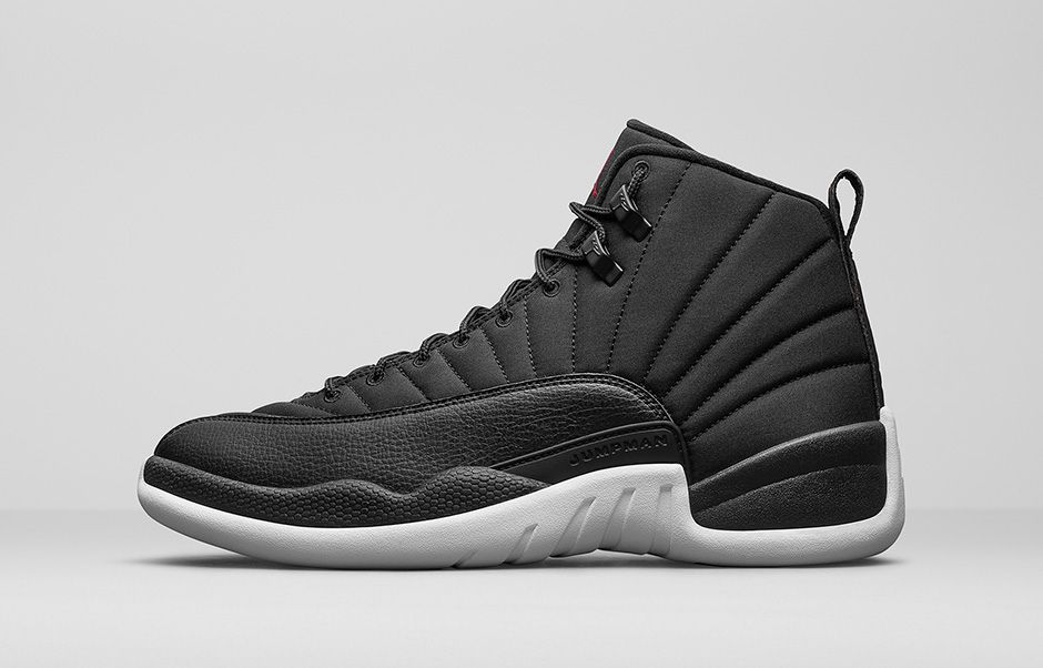 The Air Jordan 12 Neoprene will release this Saturday, September with a  brand new weather resistant upper in a full-size run.
