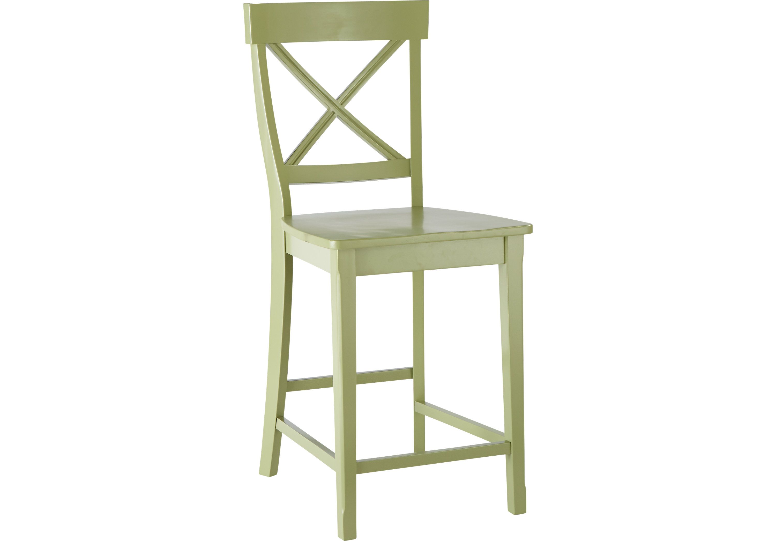 Brynwood green counter height stool in accessories