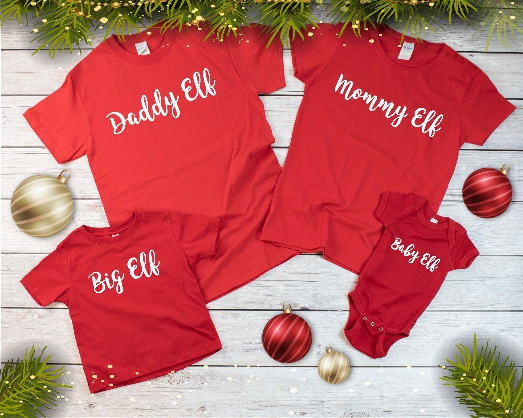 Family Christmas Pajamas, Family Christmas Shirts
