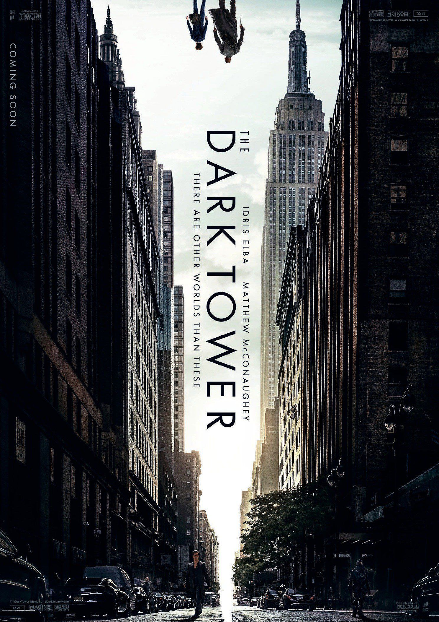 Image result for dark tower movie poster