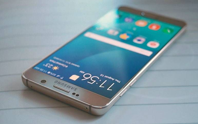 Samsung Galaxy Note 5 Hd Wallpaper: Samsung Galaxy Note 5 Stock Wallpaper Free Download In HD