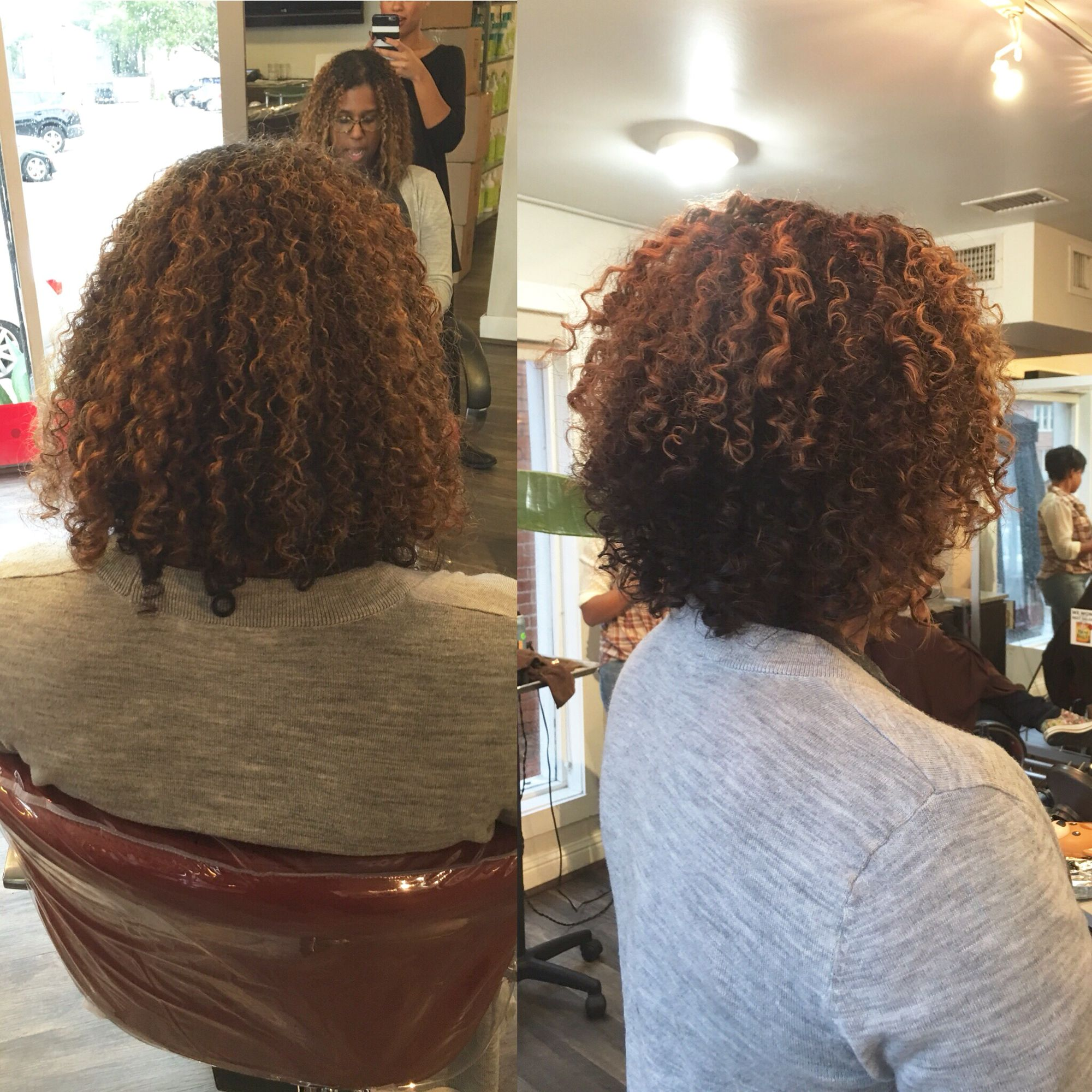 Deva Cut Hair