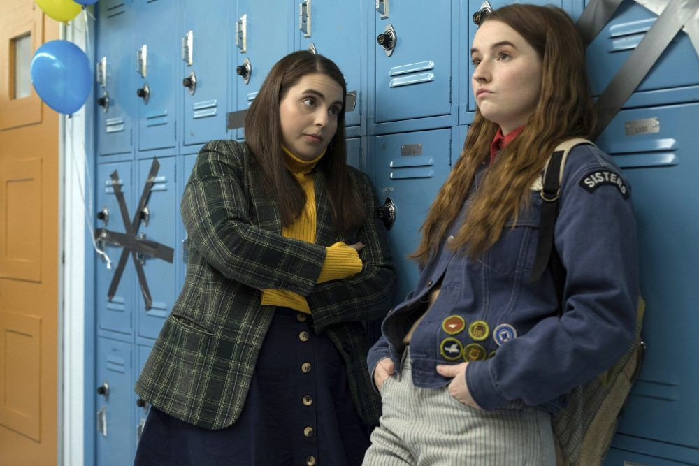 With Brilliant Performances Script Booksmart Is One Of The