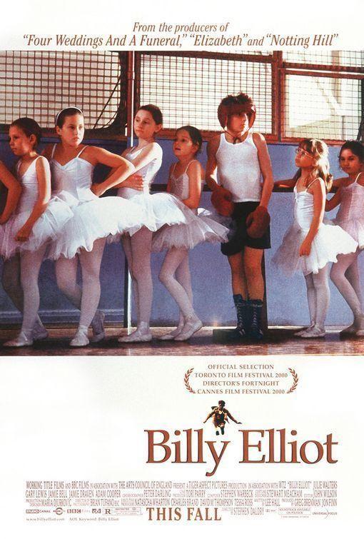 Indomables 2016 Billy Elliot Billy Elliot Jamie Bell Julie Walters