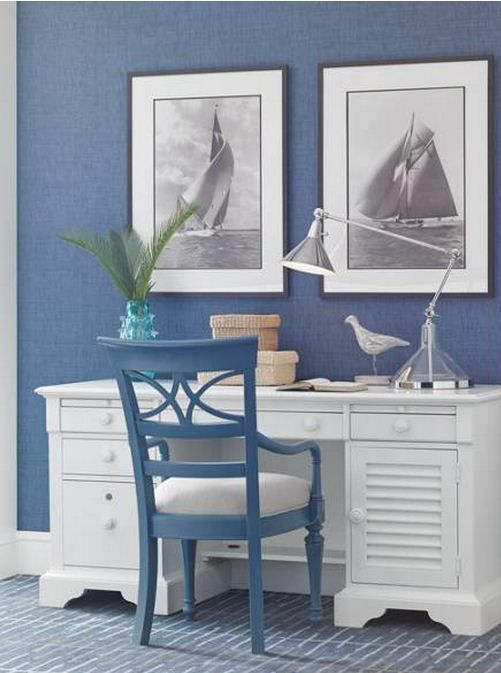 Computer File Desk By Stanley Furniture Give Your Home Office Coastal Style With This Breezy Des Furniture Stanley Furniture Stanley Furniture Coastal Living