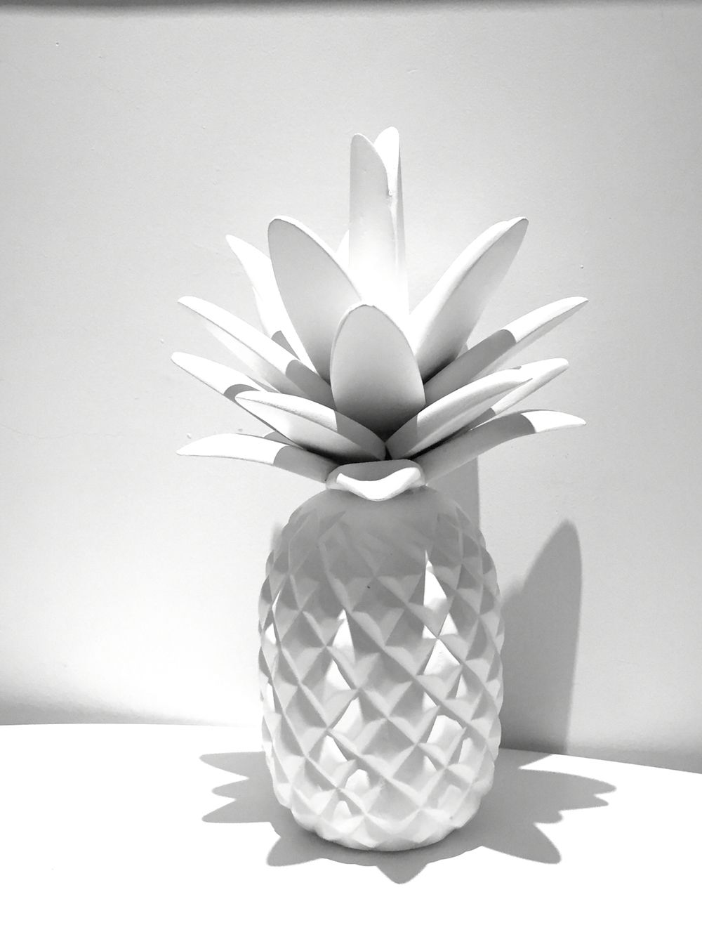 Piña Tallada Madera by Yoli Arrazola