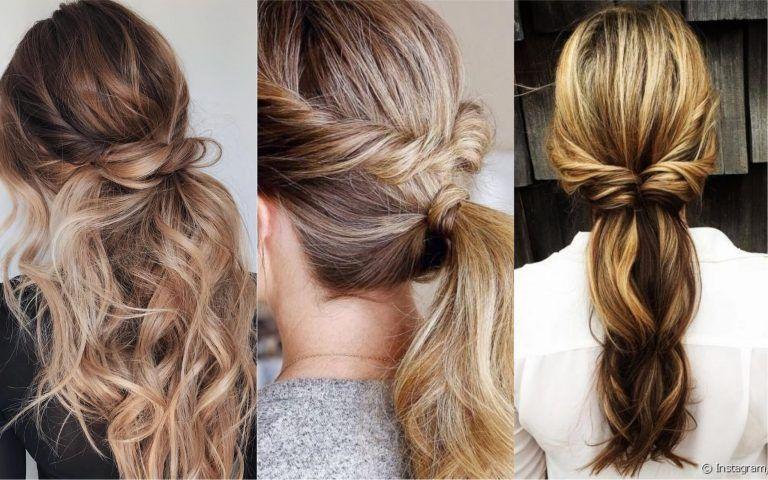 65 Peinados Recogidos Faciles Hermosos Y Elegantes Paso A Paso Con Trenzas Monos O Sencillos Peinados Peinados Recogidos Peinado Y Maquillaje
