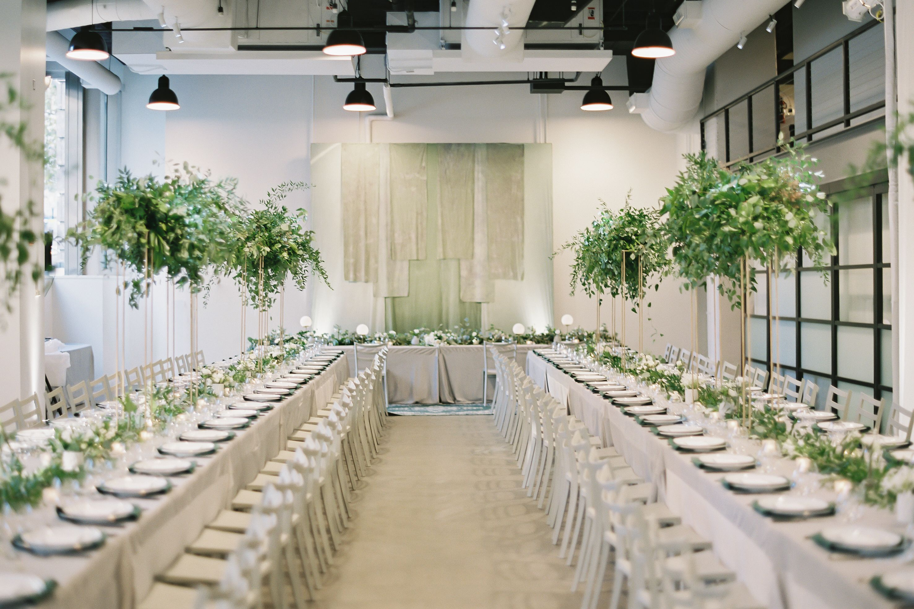 9496b0386632 The Showroom in DC - Wedding Reception by Bellwether Events  Top DC Wedding  Planner