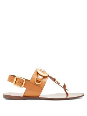 3cd5a2d2732fcd Marley leather sandals