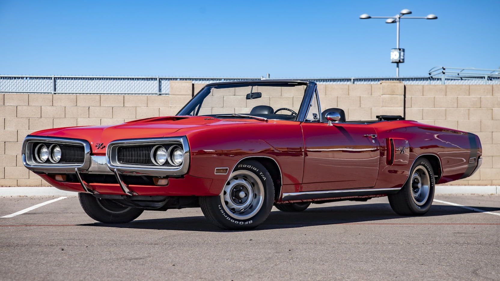 1970 Dodge Coronet R T Convertible Presented As Lot W135 At Indianapolis In Dodge Coronet Dodge Coronet