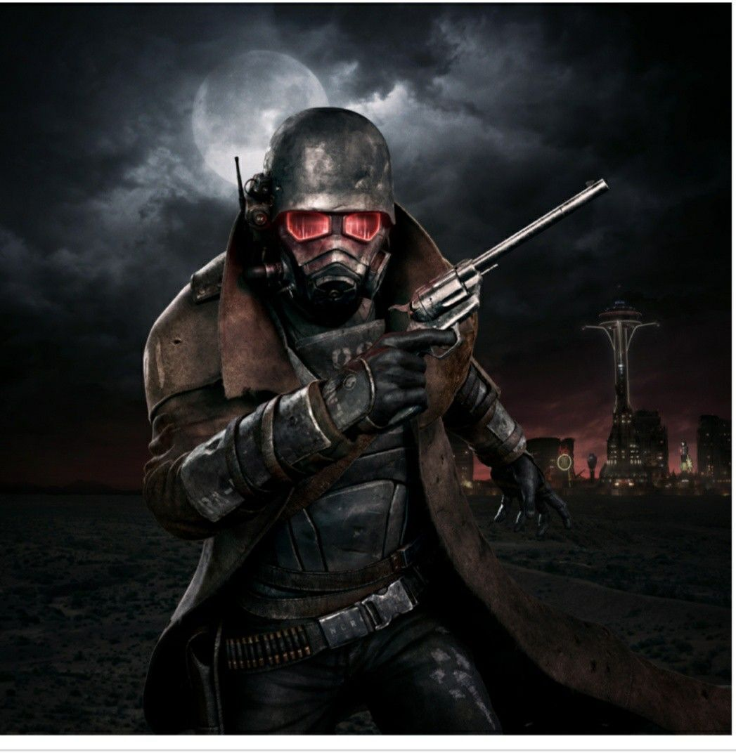 Pin By Cody Joe On Post Apocalyptic Fallout Newvegas Zombies