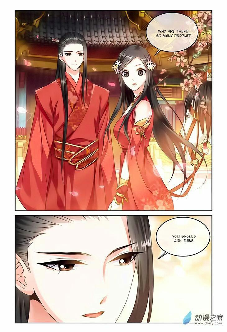 Just One Smile Is Very Alluring Manhua / ch.8 They are so pretty | Manga anime. Anime. Manhwa manga