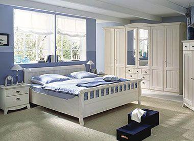 Slaapkamer Meubels Wit : Romantische meubelen deze slaapkamers vervullen uw wens van