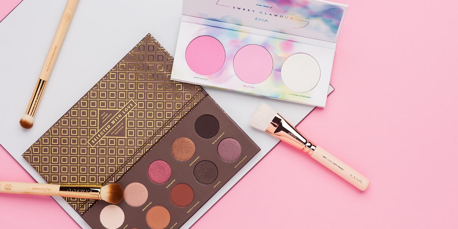 ZOEVA from Love Make Up Makeup artist kit essentials