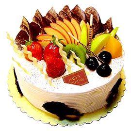 Enjoyable Birthday Cakes Fresh Fruit Cake Cake Delivery Fresh Cake Funny Birthday Cards Online Inifodamsfinfo