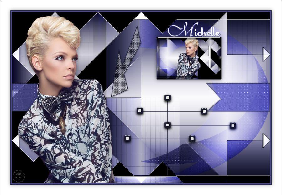 ASDwebdesigns - Michelle - Original by KaDs PSP Design