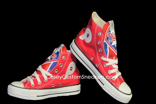 Phillies | Chuck taylor sneakers