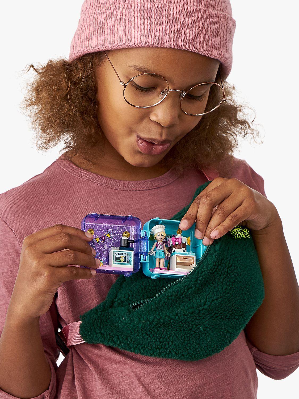 LEGO 41401 Friends Stephanie/'s Play Cube-Baker 44pcs 6+