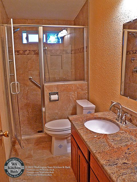 800 935 5524 Mobile Home Hall Bathroom Remodel