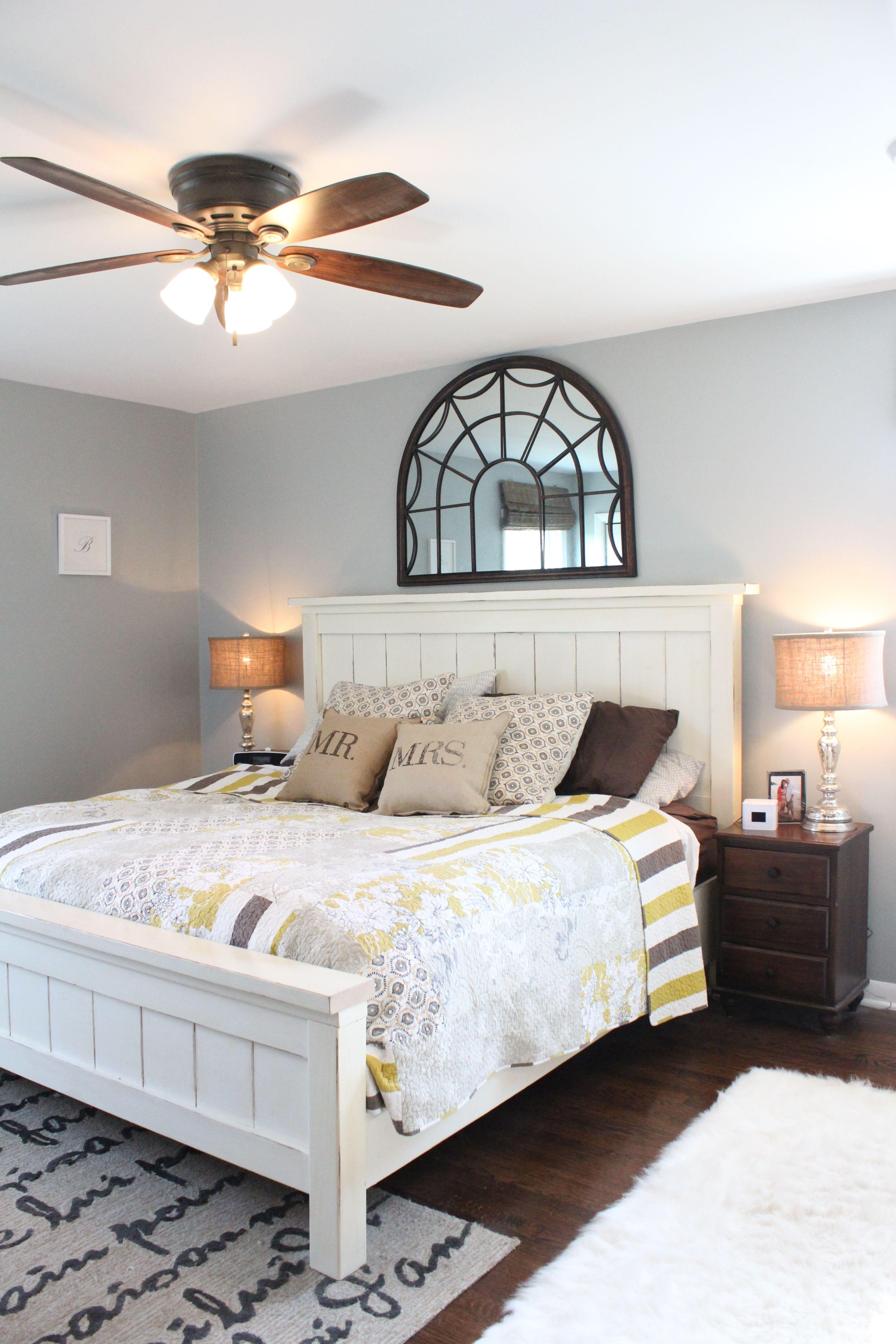 Beste Benjamin Moore Farben Für Schlafzimmer (mit Bildern