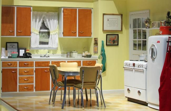 The Evolution Of Kitchens Through The Years |  Http://betweennapsontheporch.net/